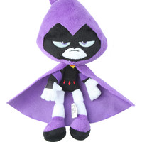 DC Comics Teen Titans Raven Plush