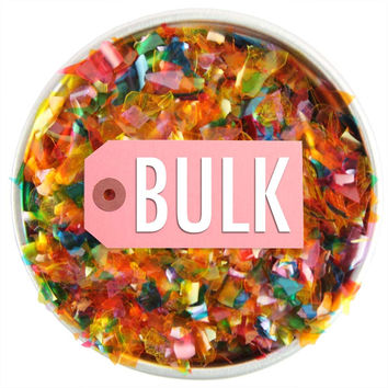 Rainbow Edible Glitter BULK