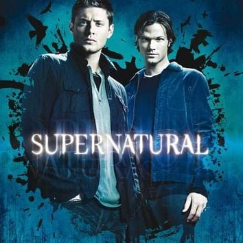 Supernatural 11x14 TV Poster (2005)