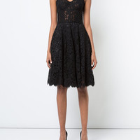 Dolce & Gabbana Lace Bustier Dress - Farfetch
