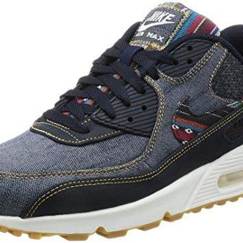 Nike Air Max 90 Premium Men's Running/Fashion Sneaker  nike air max 90