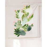 Wall Tapestry Cactus Mandala Tapestry Indian Hanging Tapestries Bohemian Beach Throw Hippie Towel Blanket Bedspread Table Cloth