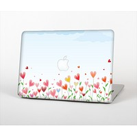 """The Field of Blooming Hearts Skin Set for the Apple MacBook Pro 15"""""""