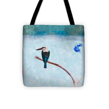 Widi Islands Excotic Bird - Tote Bag