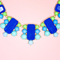 Its Poppin' Statement Necklace