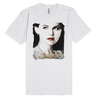 Once Upon A Time - Snow - Mary Margaret-Unisex White T-Shirt