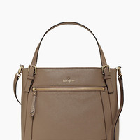 Kate Spade Cobble Hill Peters Warm Putty ONE