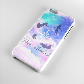 Peter Pan Take Me To Neverland 4 Fly iPhone 5c Case