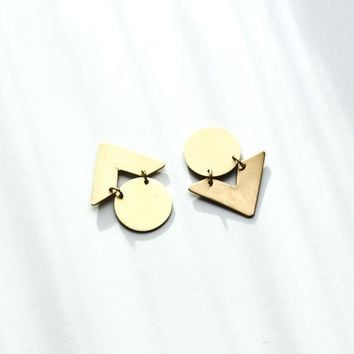 Rover & Kin - Reverse Shapes Earrings