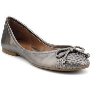 Sperry Top-Sider Women's Pewter Maya Flats