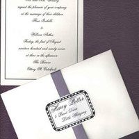 Bill Weasley & Fleur Delacour Wedding Invitation Wizarding Prop Replica