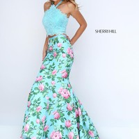 50387 Sherri Hill - Bridal Boutiques in NJ for the Couture Bride