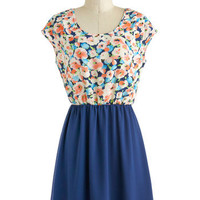 Open Air Lesson Dress | Mod Retro Vintage Dresses | ModCloth.com
