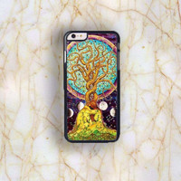 Dream colorful Dream colorful Tree of Life Plastic Phone Case For iPhone iPhone 6 Plus (5.5