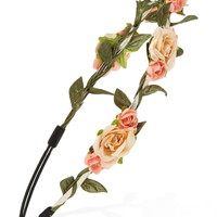 Flower Crown Headband | Forever 21 - 1000205729