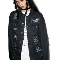 Disturbia Mosh Jacket | Dolls Kill