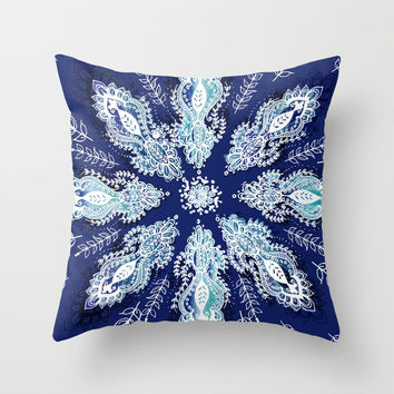 Beautiful Soul Throw Pillow by rskinner1122