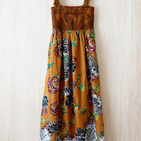 Summer Time Showstopper Maxi Dress (100% Indian Cotton)