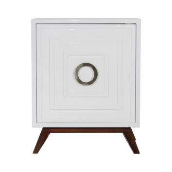 Worlds Away Cooper Nightstand