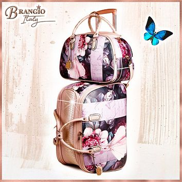Blossomz Duffle Bag + Overnight Bag for Women