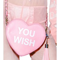 You Wish Crossbody Bag | Dolls Kill