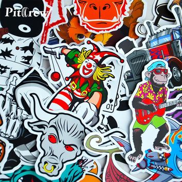 100 Stickers/Decals for Car,Skateboard, Snowboard, Motorcycle, Bike, Laptop