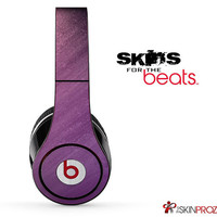 Purple Dust Skin For The Beats by Dre Studio, Solo, Pro, Mix-R or Wireless