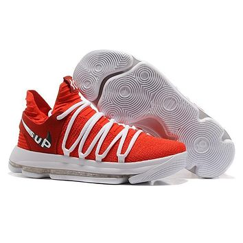 Nike Zoom Kevin Durant 10 Sneaker Men Basketball KD Sports Shoes 007