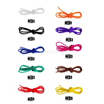 "10 Pieces Assorted 45"" Adjustable Elastic Swimming Goggles / Scuba Dive Mask Strap Cord Neck Lanyard Replacement Accessories"