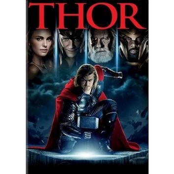 Thor (DVD) (Enhanced Widescreen for 16x9 TV) (Eng/Fre/Spa) 2011