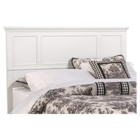 Beachcrest Home Perth Amboy Full / Queen Wood Headboard
