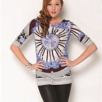 ONETOW emilio pucci original couture runway silk long sleeve shirt made in italy desig
