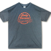 Baby Carrots: Nature's Cheeto Unisex Tee