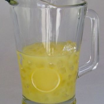 Lemonade Pitcher - just dough it! Fake Food