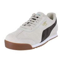 PUMA Men's Roma Gents Ankle-High Suede Fashion Sneaker