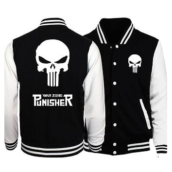 Punisher Jacket