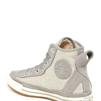 Elise Hi Top Faux Fur Lined Sneaker