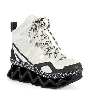 Marc By Marc Jacobs Ninja Zig Zag Sole Sneakers