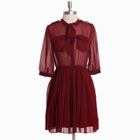 valorina pleated dress - $46.99 : ShopRuche.com, Vintage Inspired Clothing, Affordable Clothes, Eco friendly Fashion