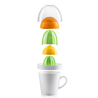 Cactus Juicer Set with Cup