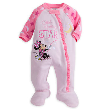 Minnie Mouse Blanket Sleeper for Baby | Disney Store
