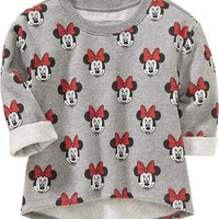 Disney© Minnie Mouse Fleece Sweatshirts for Baby
