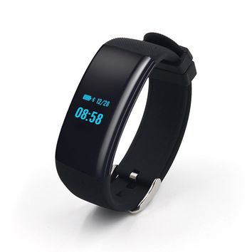 DF30 Smart Wristband Heart Rate Blood Pressure Oxygen Monitor Pedometer Smart Band Bracelet IP68