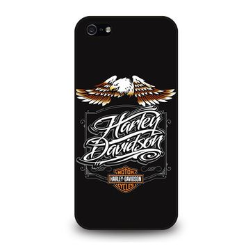 HARLEY DAVIDSON USA iPhone 5 / 5S / SE Case Cover