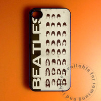 the beatles visit cover Case on iPhone 4 / iPhone 4S / iPhone 5 / Samsung S2 / Samsung S3 / Samsung S4 Case