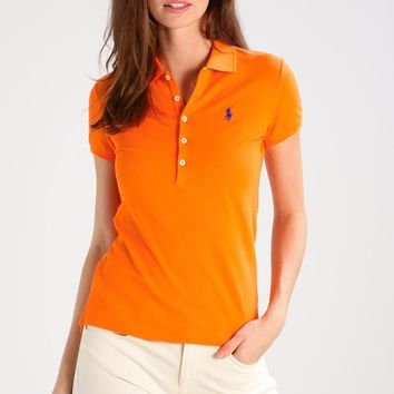 Polo Ralph Lauren JULIE - Polo shirt - resort orange