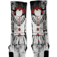 Big Clown Custom Nike Elite Socks