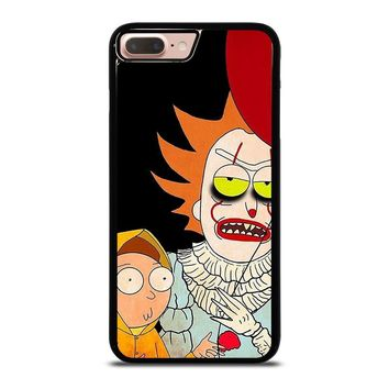 IT RICK AND MORTY iPhone 8 Plus Case Cover