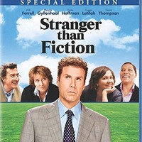 Emma Thompson & Will Ferrell & Marc Forster-Stranger Than Fiction (Special Edition + BD Live) [Blu-ray]