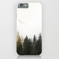 Forest iPhone & iPod Case by Nicklas Gustafsson